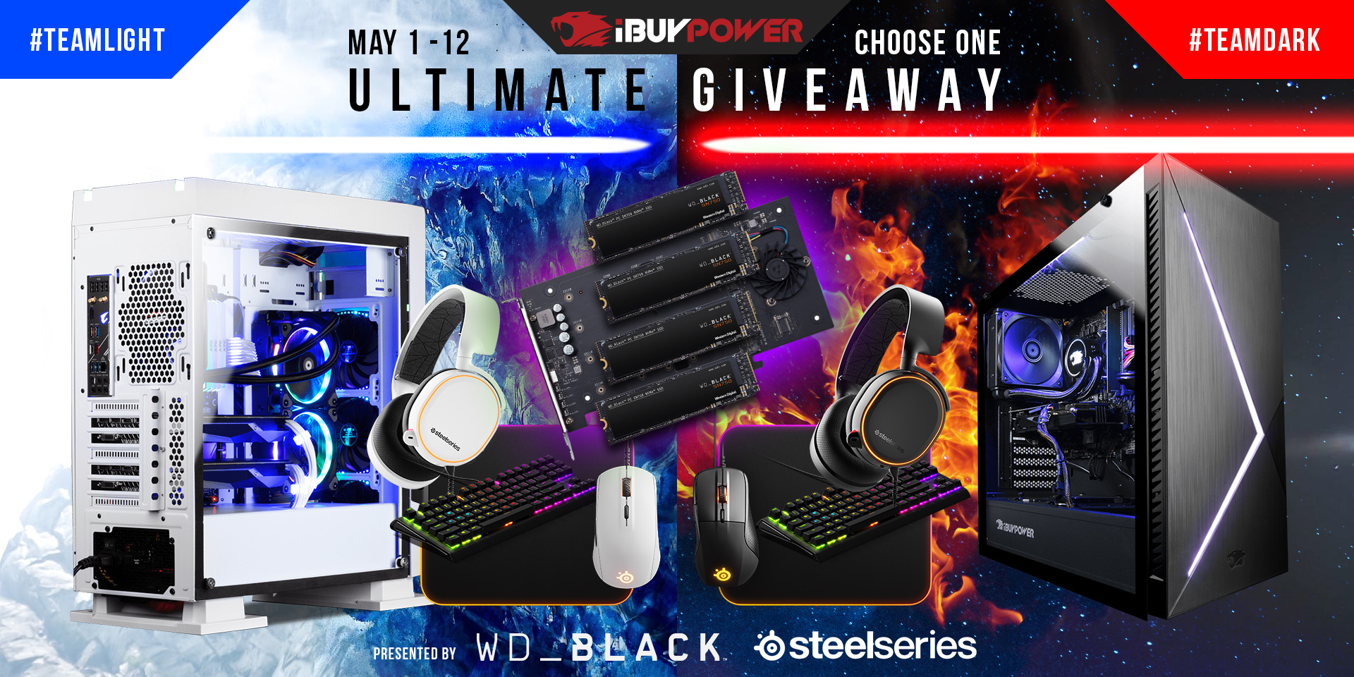 da520c7802ee7 WD Black and iBUYPOWER Ultimate Giveaway image