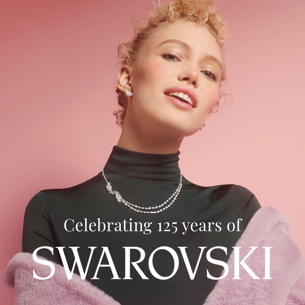 Win a Swarovski Necklace worth over £100 Giveaway Image