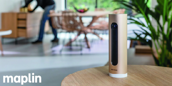 Maplin & Netatmo Smart Home Giveaway Giveaway Image