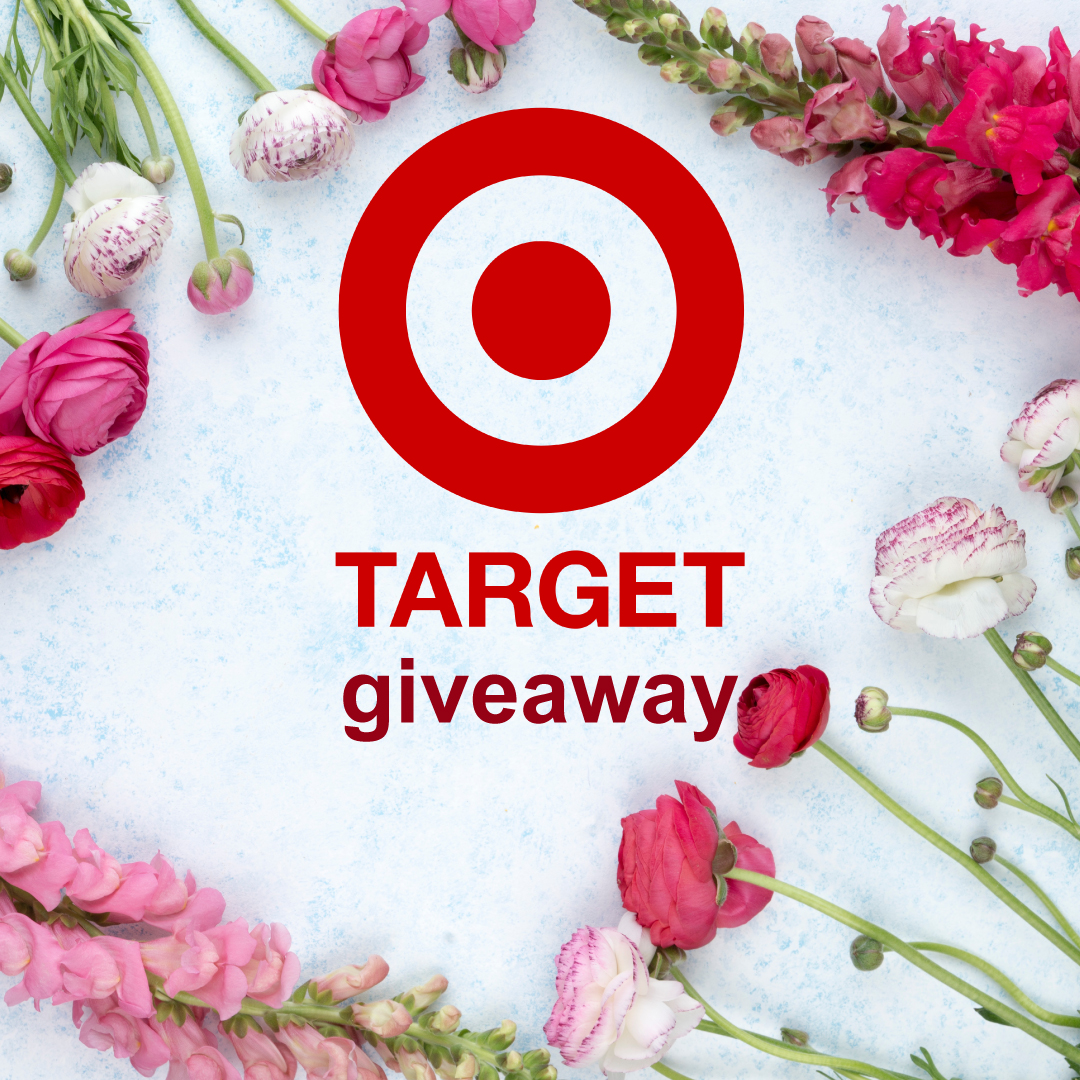 Win up to a $250 Target Gift Card Giveaway Image