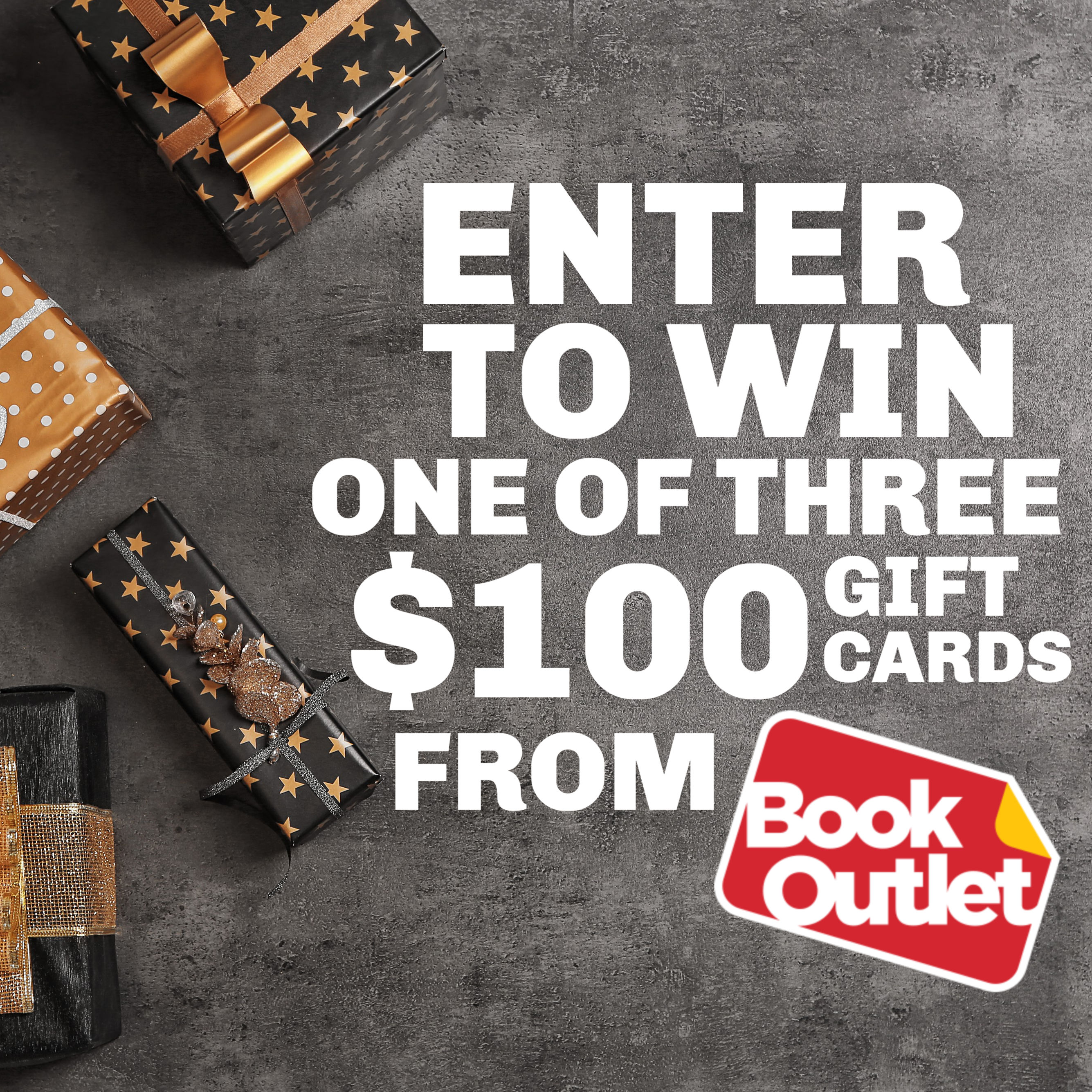 Enter to win a $100 gift card for Book Outlet bookstore ???? Giveaway Image