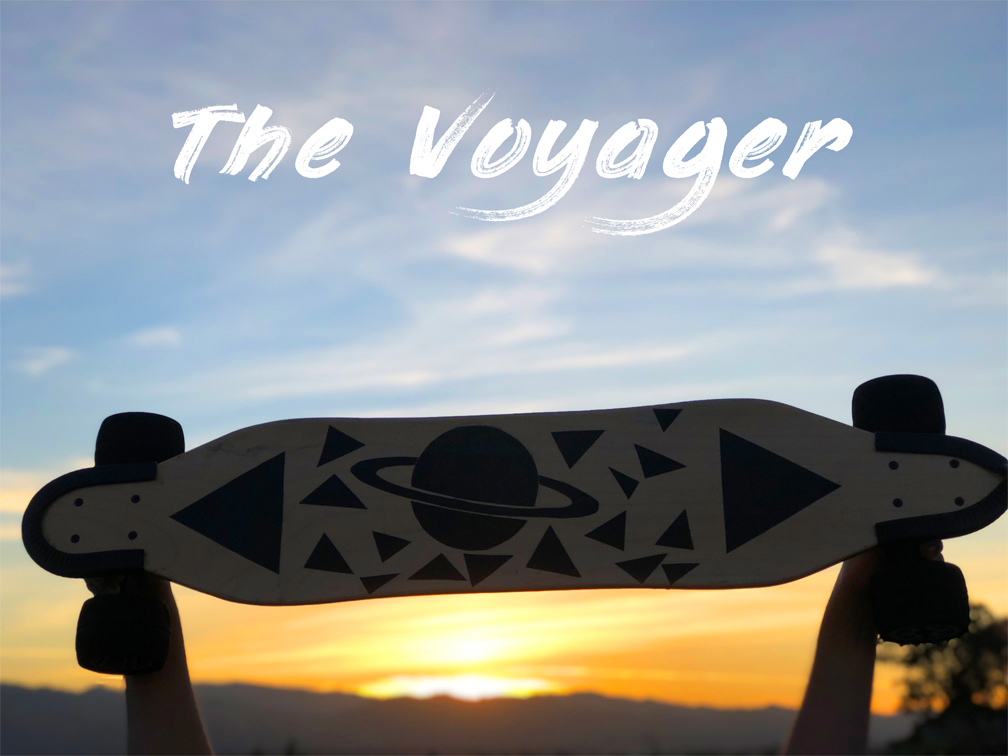 The Voyager - Electric Longboard Giveaway Giveaway Image
