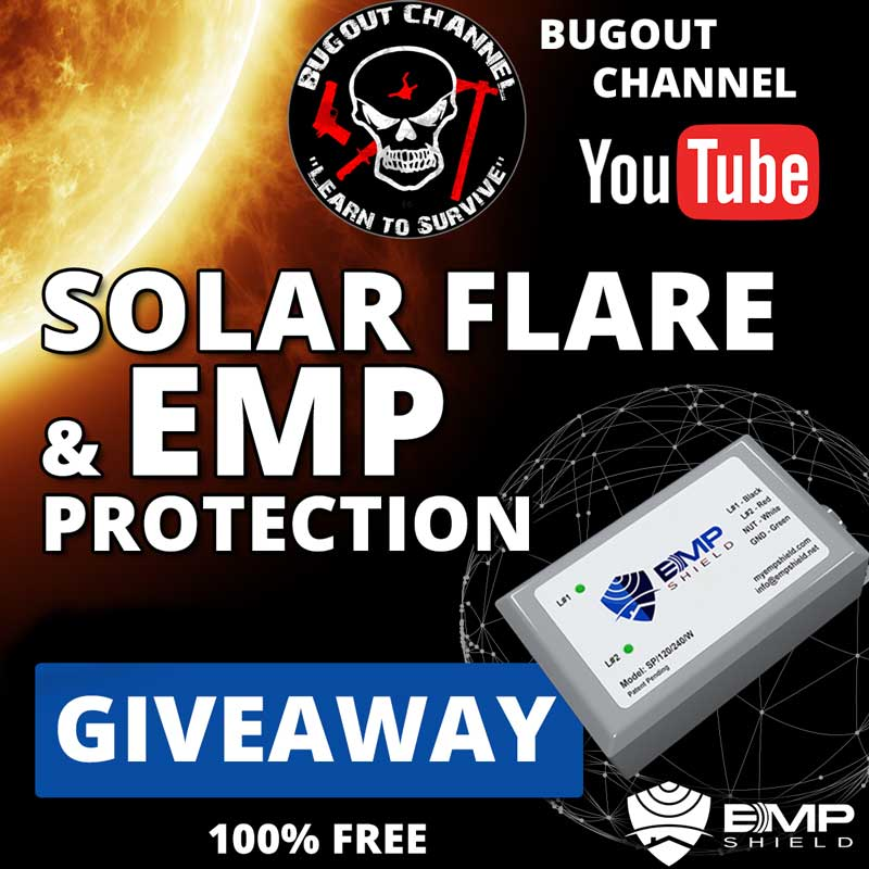 EMP Shield Giveaway