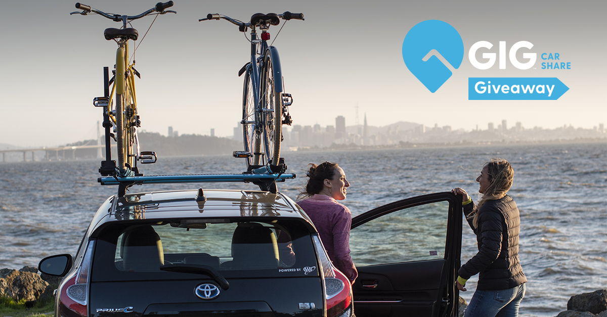 Win a $500 gift certificate to PUBLIC Bikes and $200 in Gig Driving Credits  ???? Giveaway Image