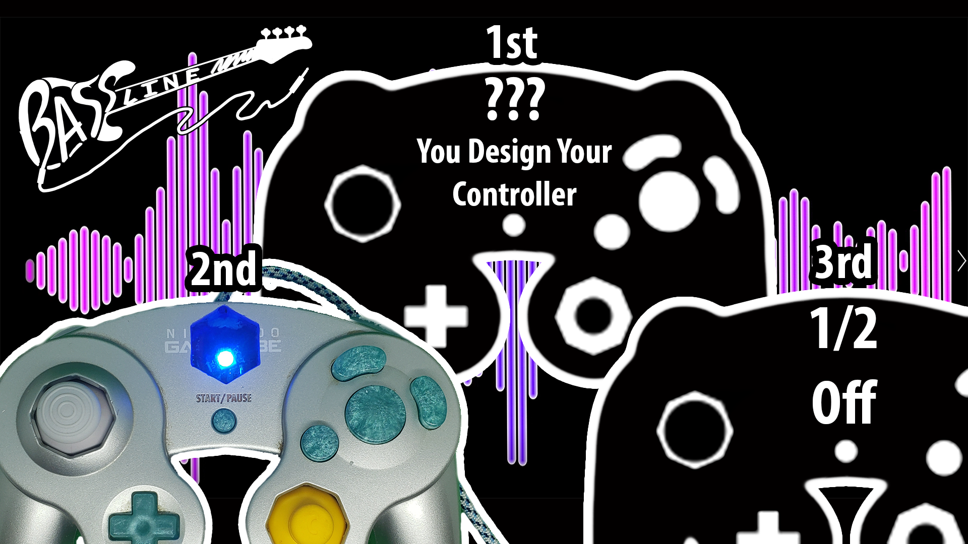 Customize Your Own Controller Giveaway 3 Place winners!   2 days left!!! Giveaway Image