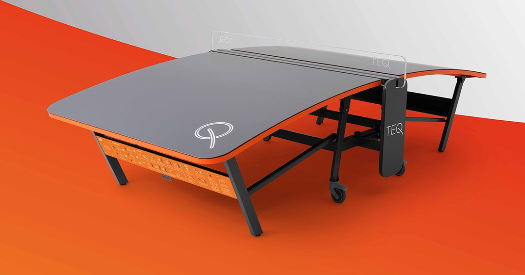 Teqball Table Giveaway Giveaway Image
