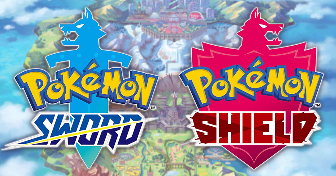 Enter for a chance to win a physical copy of Pokemon Sword OR Shield for Nintendo Switch! Giveaway Image