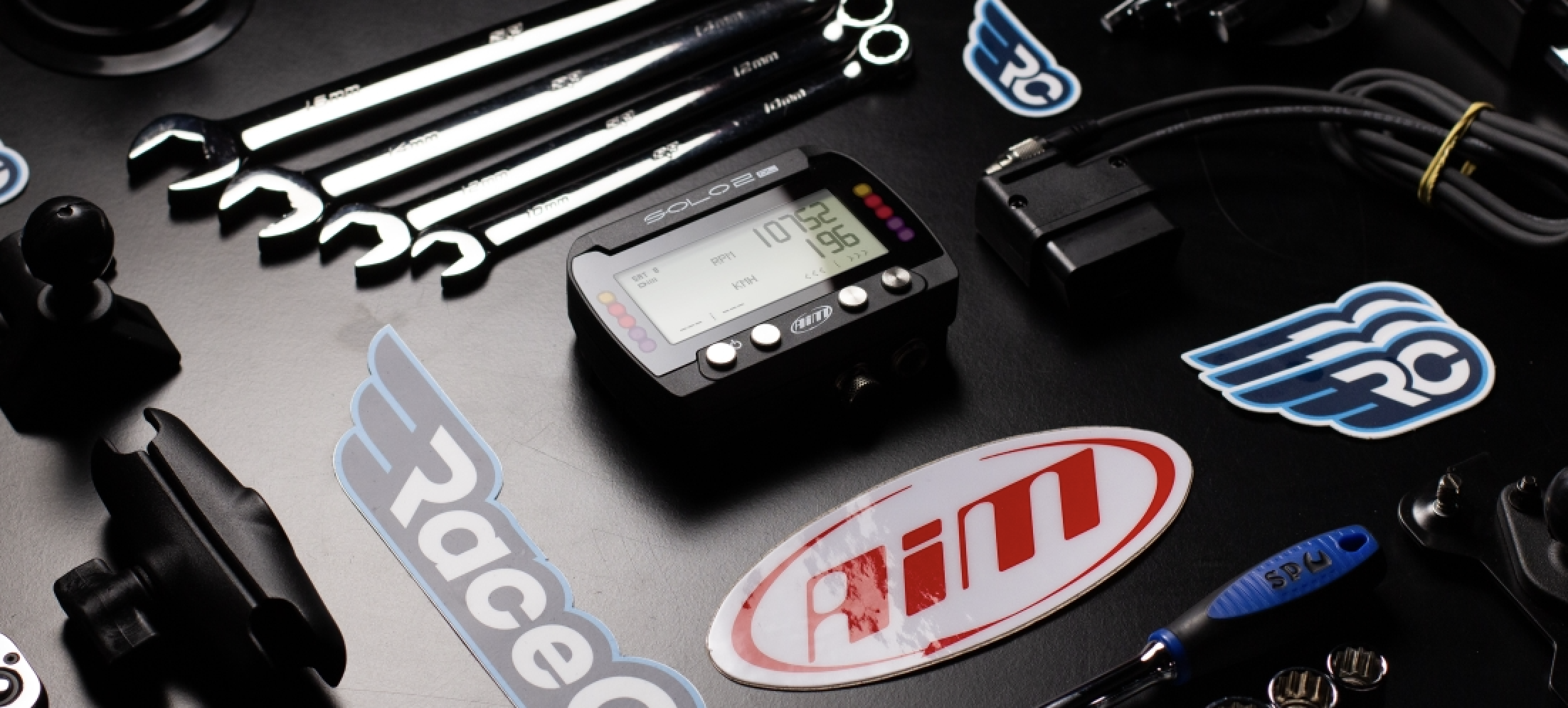GIVEAWAY: AIM Solo 2 Data Logger Training Course Package (valued at over $700USD) Giveaway Image