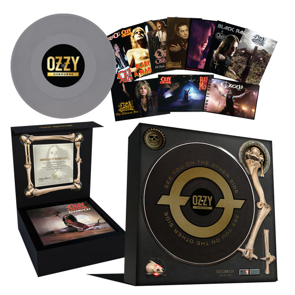 Ozzy Osbourne's See You on the Other Side Autographed Vinyl Box Set Giveaway Giveaway Image