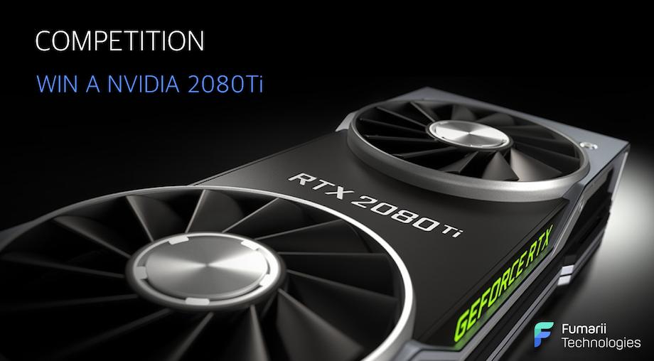 RTX 2080Ti GPU Giveaway 5/16/2019 ?? Giveaway Image