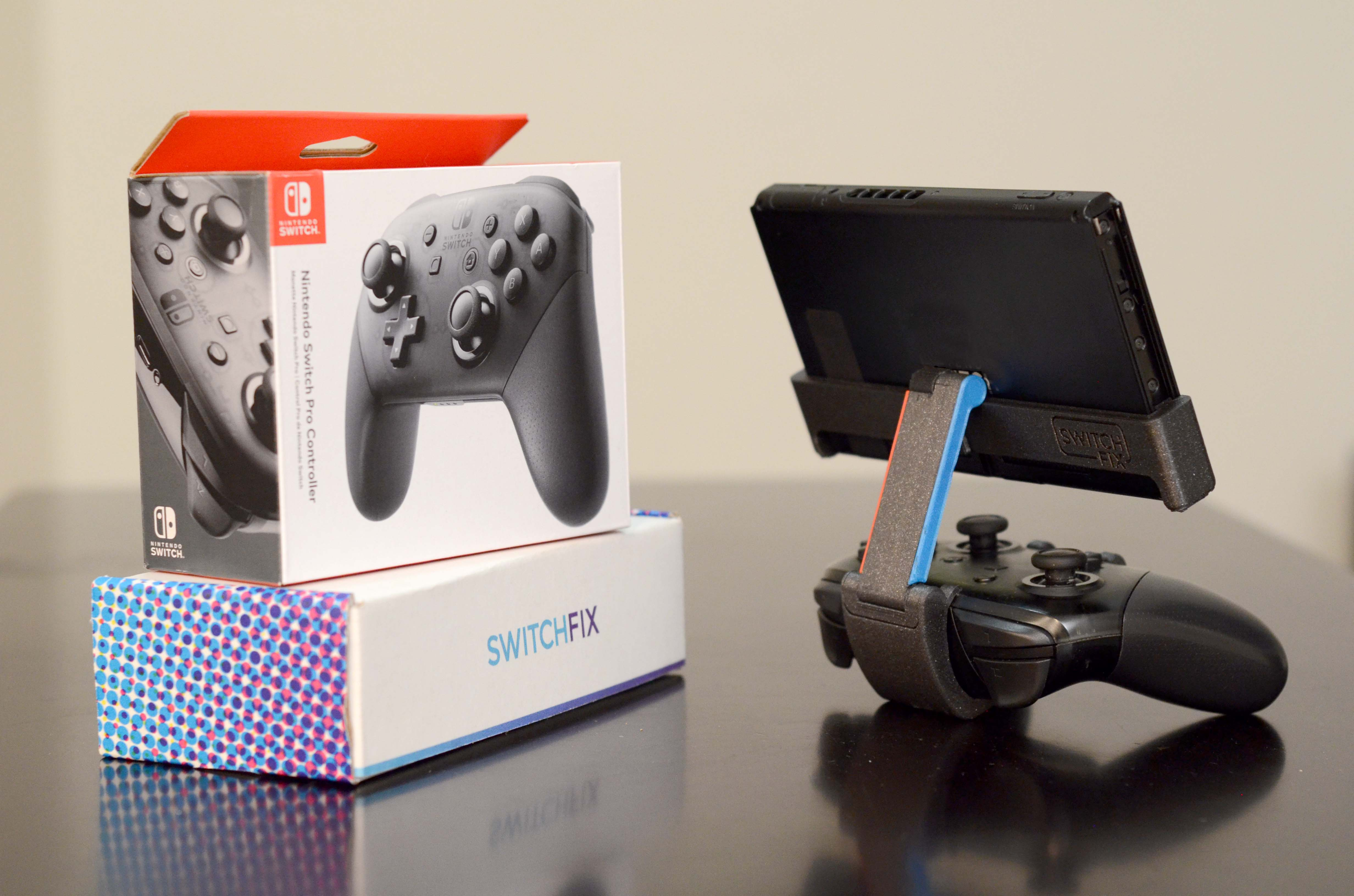 Pro Controller & SwitchFix Giveaway Giveaway Image