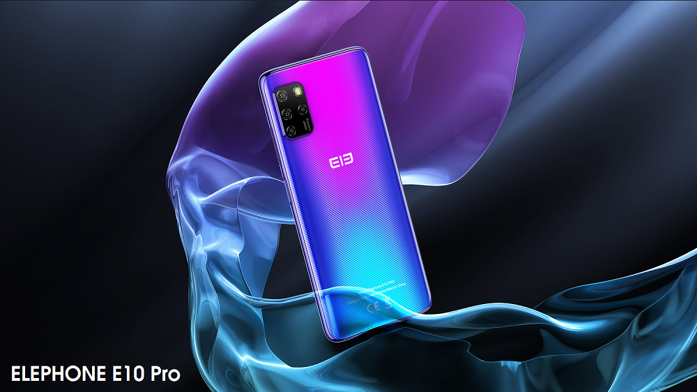 Elephone E10 Pro *1; Elephone W6 *2 ; ElePods 2 *3 Giveaway Image