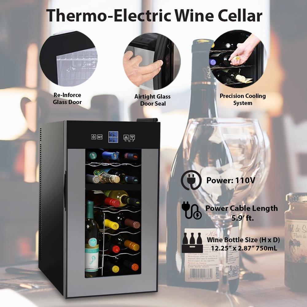 NutriChef Wine Cooler ($209 ARV) Giveaway Giveaway Image