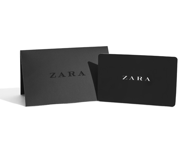 Win a $100 Zara Shopping Gift Card (International) Giveaway Image