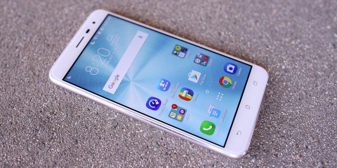 اكسب موبايل اسوس زين فون 3 مجانا