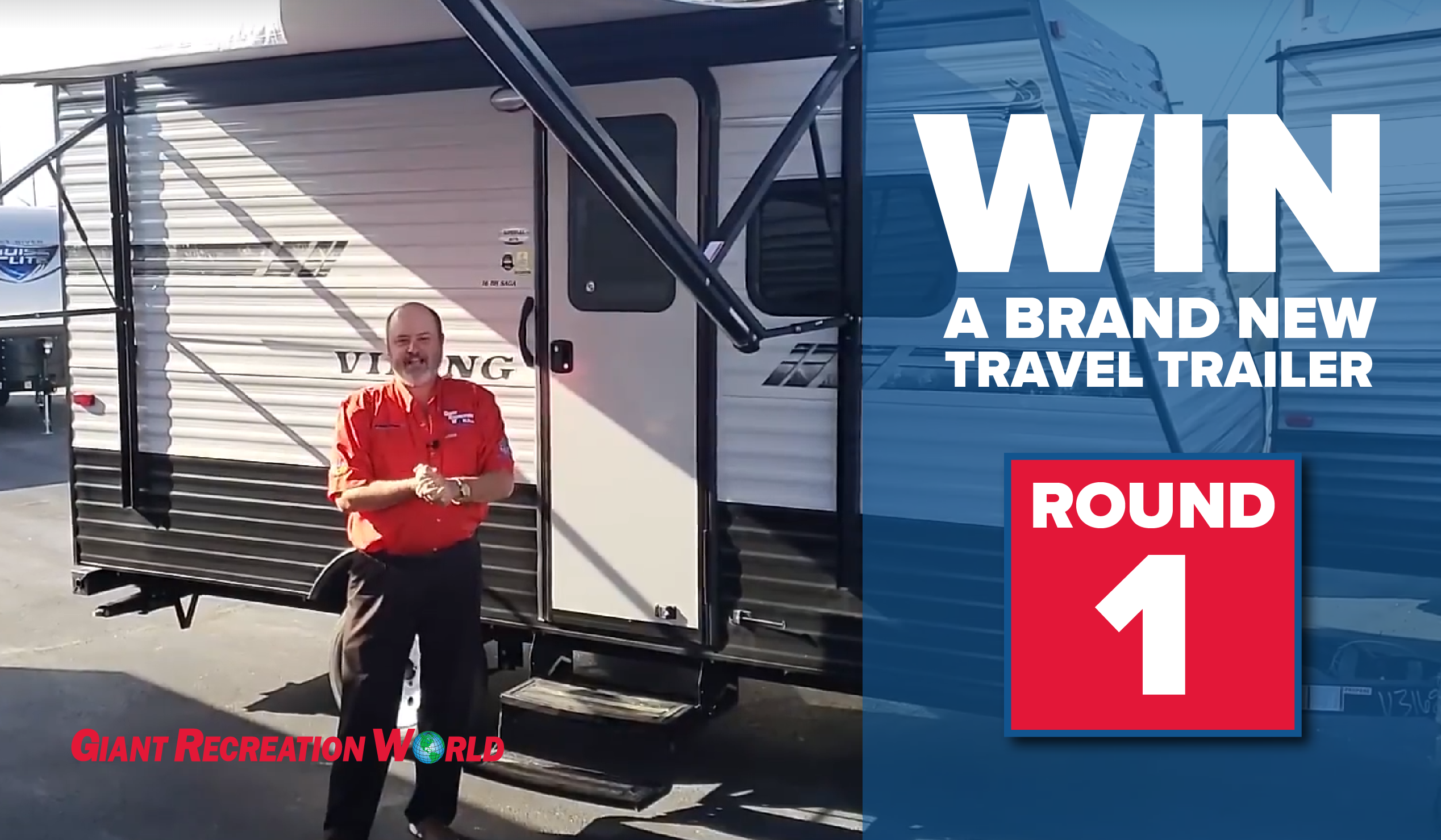Win a Brand New RV - Round 1 Giveaway Image