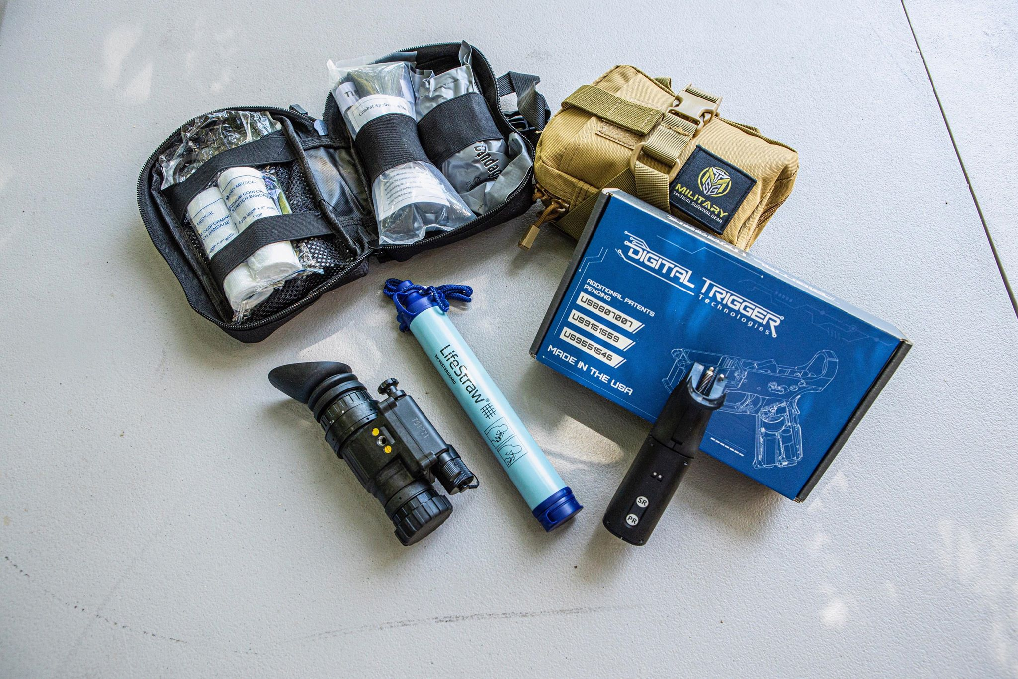 End of Summer Tactical Gear Giveaway Giveaway Image