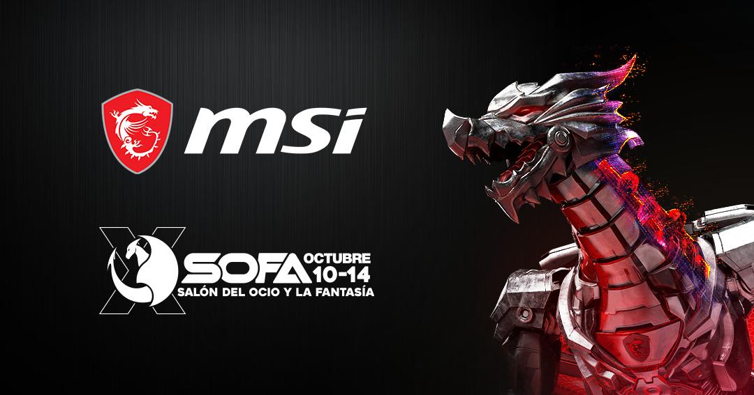 Msi X Sofa 2019