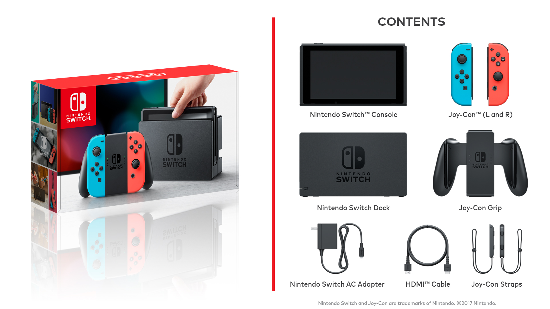 Nintendo Switch Console Giveaway -   See Rules for Ex. Giveaway Image