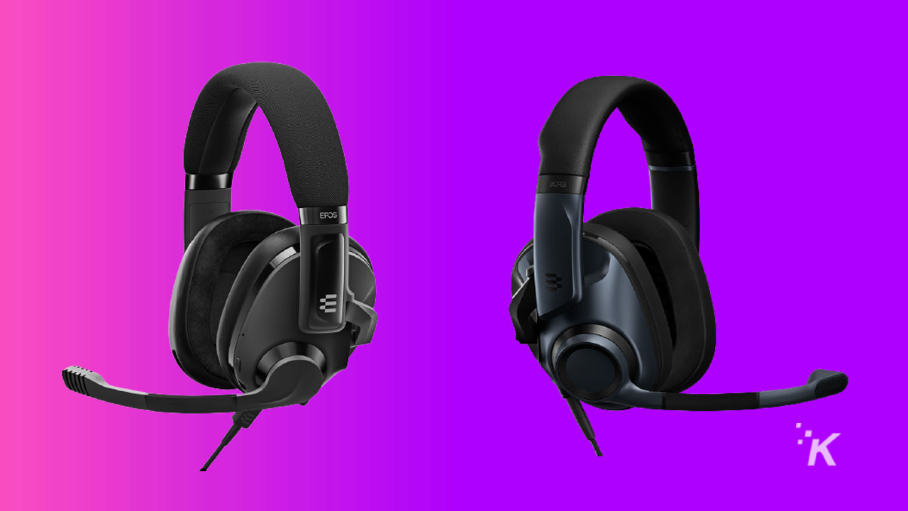 Enter for a chance to win these new gaming headsets from EPOS Giveaway Image