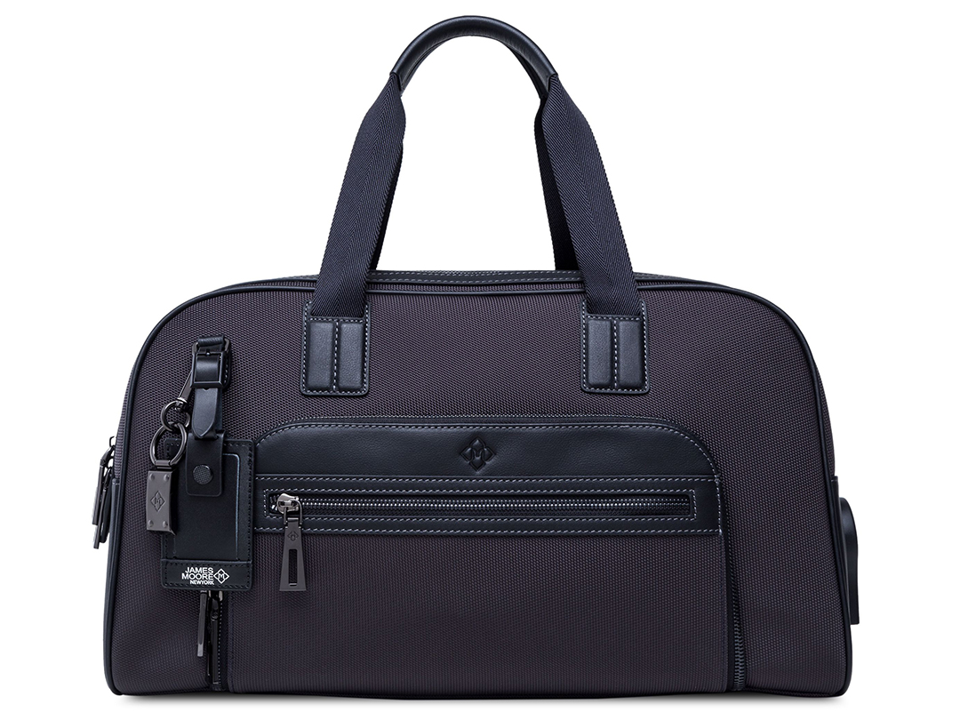 Enter to win 1 of 10 James Moore New York Atlas travel bags Giveaway Image
