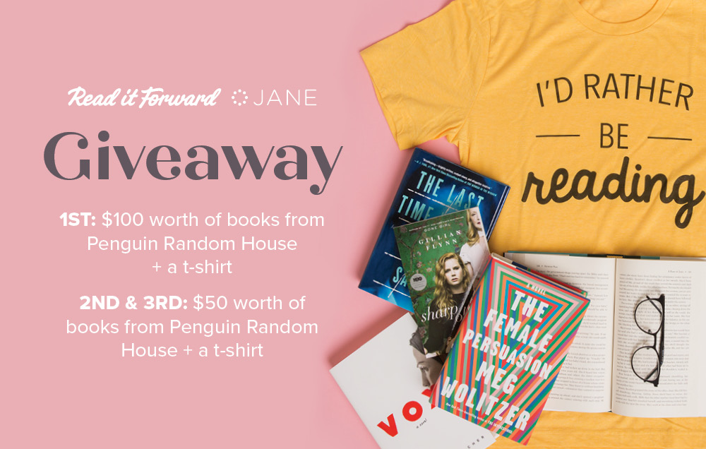 Read It Forward Giveaway