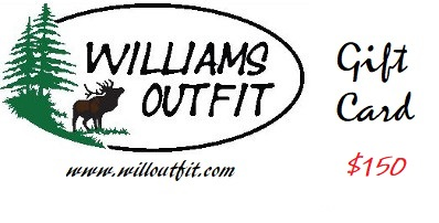 Williams Outfit - Feb Giveaway - Win a $150 Williams Outfit Gift Card Giveaway Image