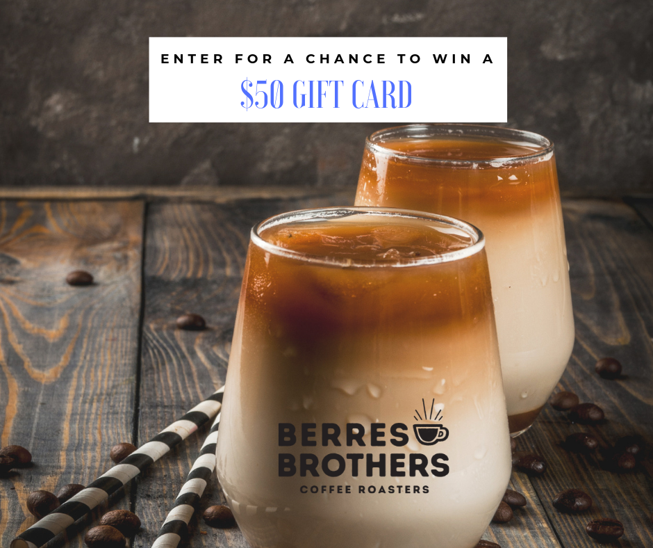 Win a $50 Berres Brothers gift card to use online Giveaway Image