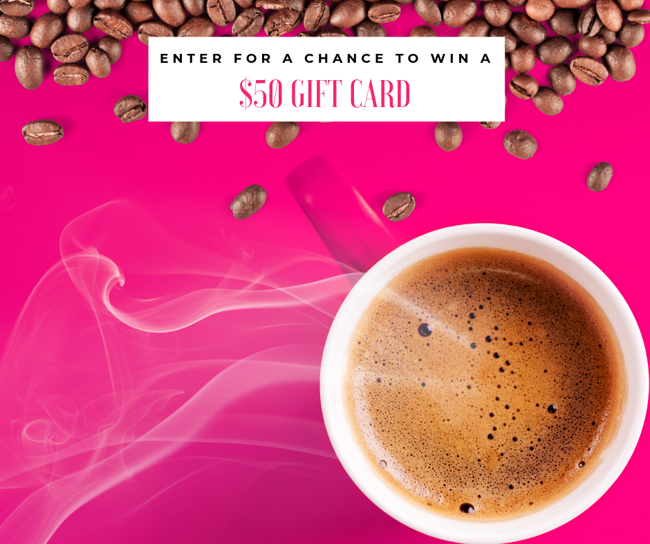 Enter for a chance to win a $50 Berres Brothers Coffee Roasters Online Gift Card to purchase flavored and non-flavored coffee! Giveaway Image