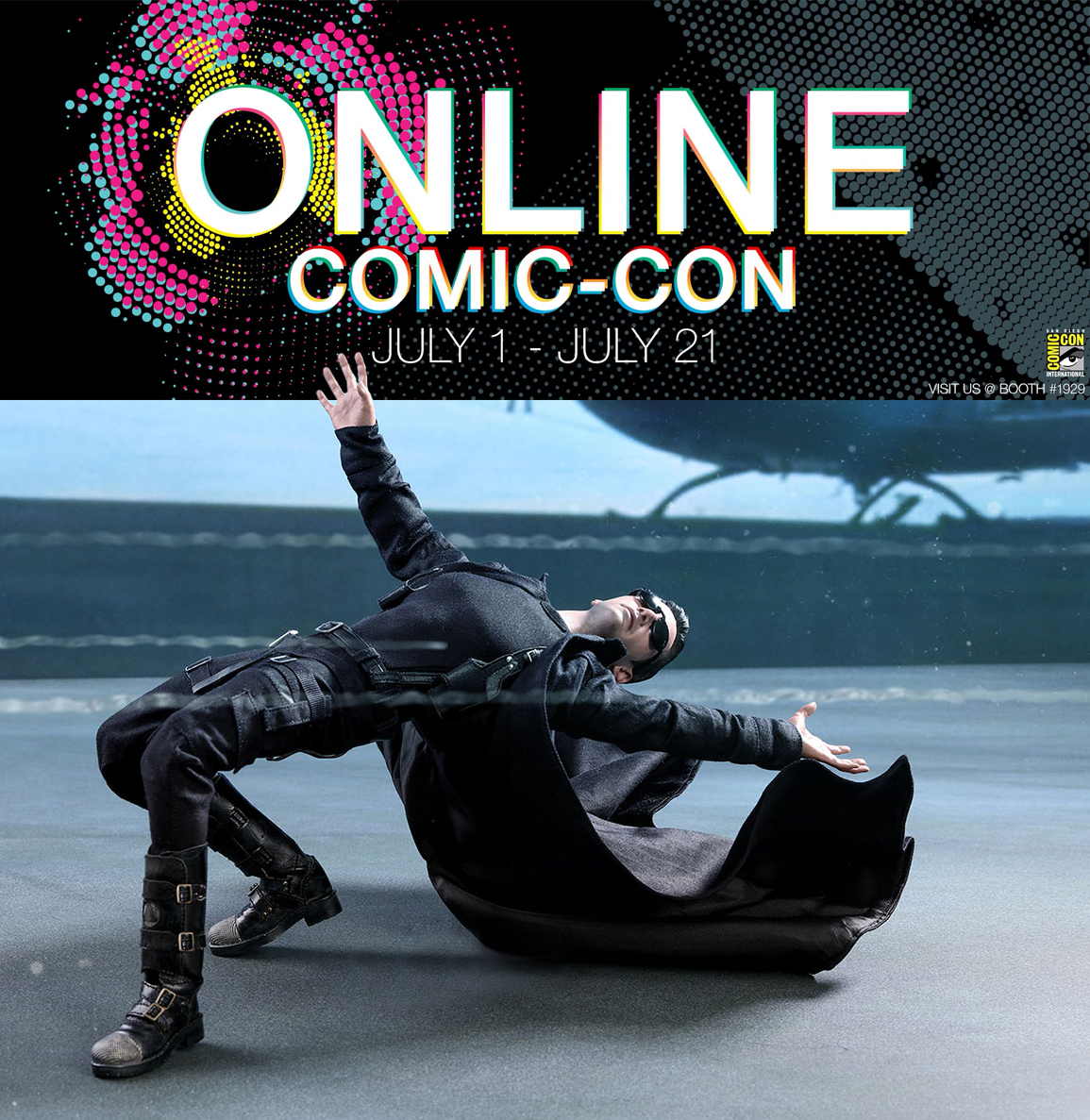 The Matrix Neo Sixth Scale Figure $235 Giveaway Image