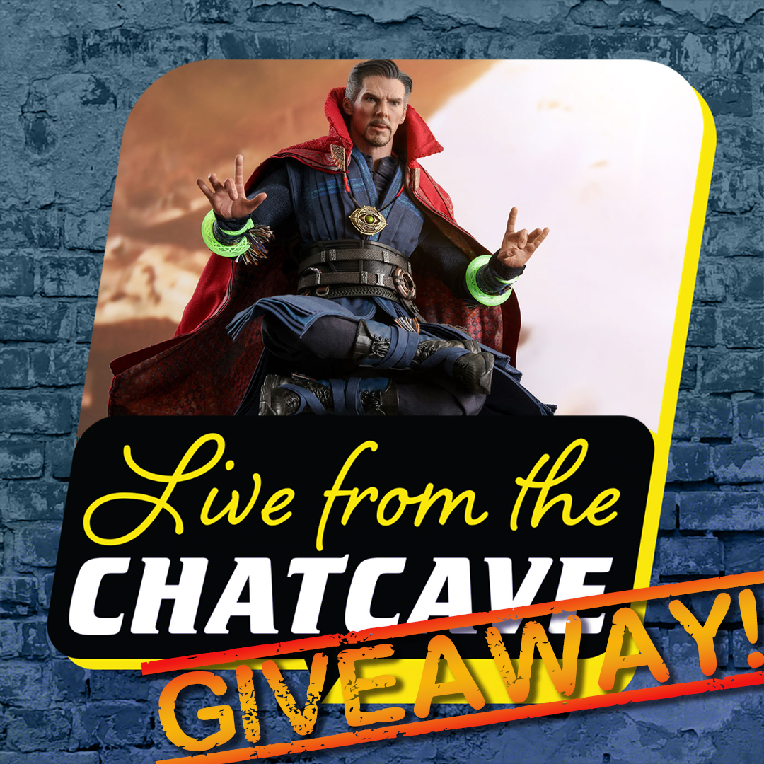 ChatCave Giveaway: Doctor Strange Sixth Scale Figure Giveaway Image