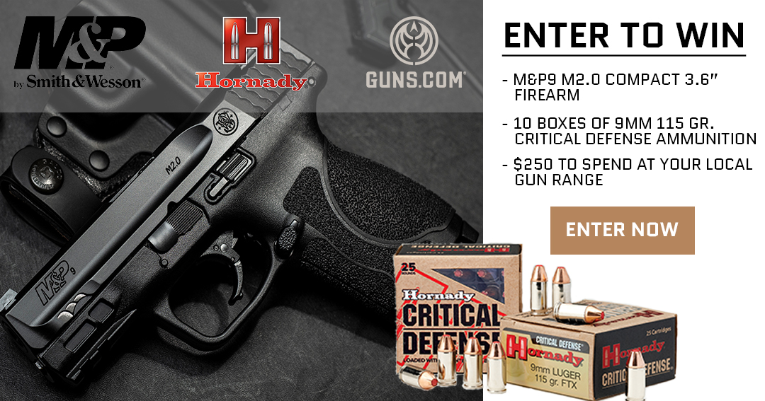 Smith & Wesson M&P9 M2.0 Compact 3.6 [Ends 7/17/19] Giveaway Image