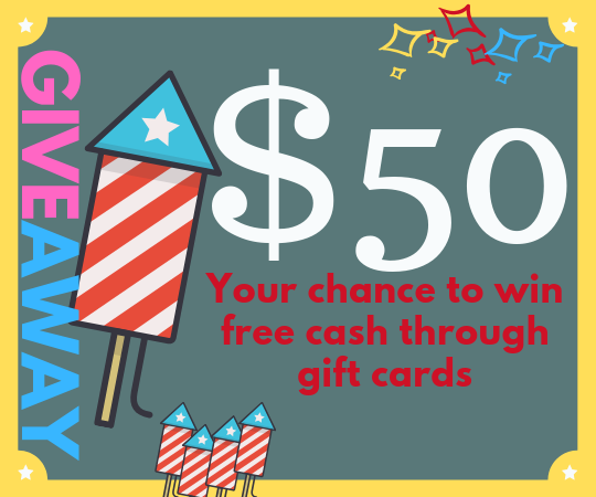 $50 Gift Card Giveaway of Winner Choice   see rules Giveaway Image