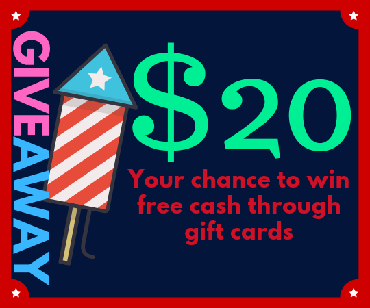 Win a $50 Amazon, Steam, or Xbox gift card Giveaway Image