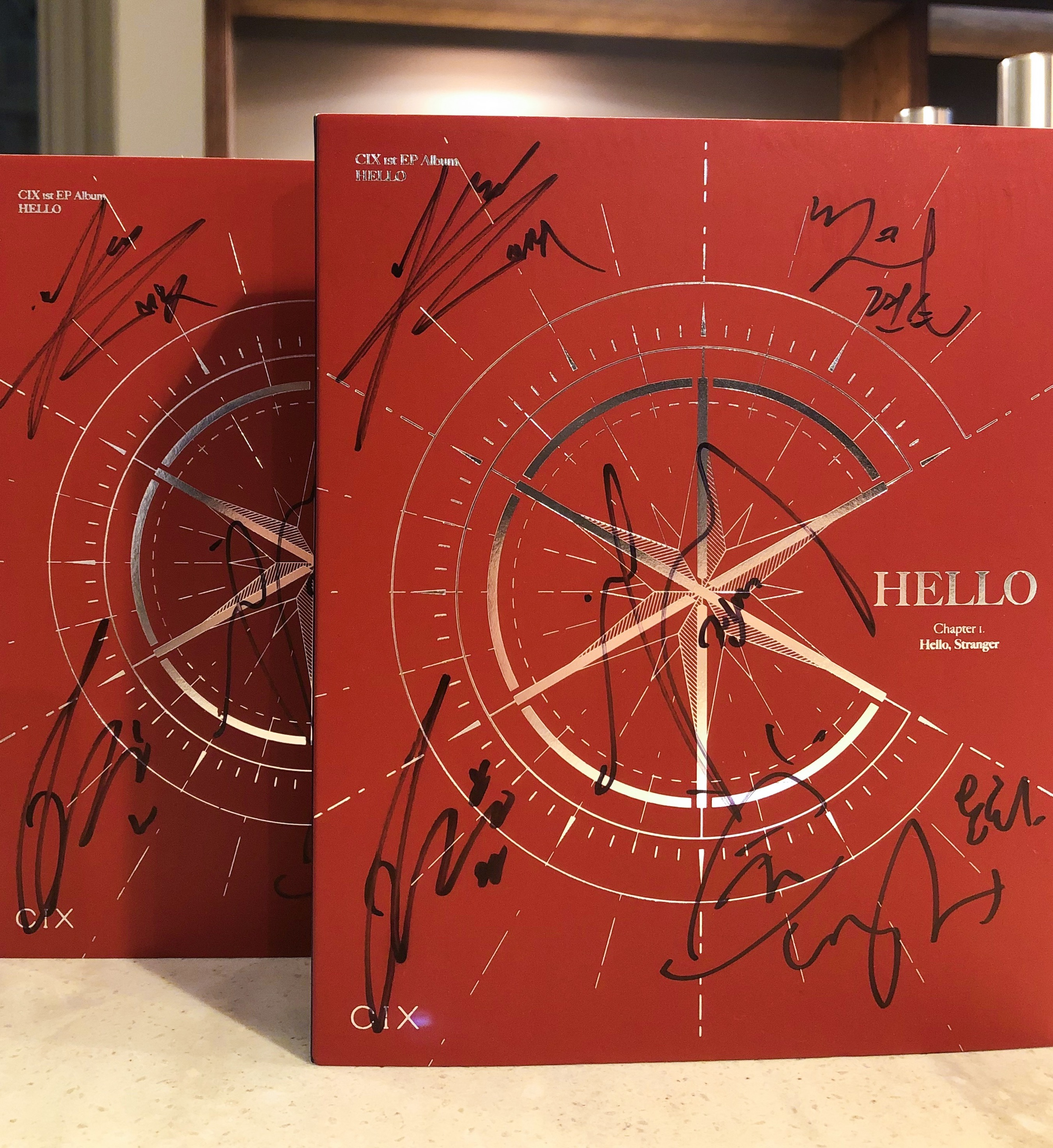Win a Signed CIX album - 2 Winners - Giveaway Giveaway Image