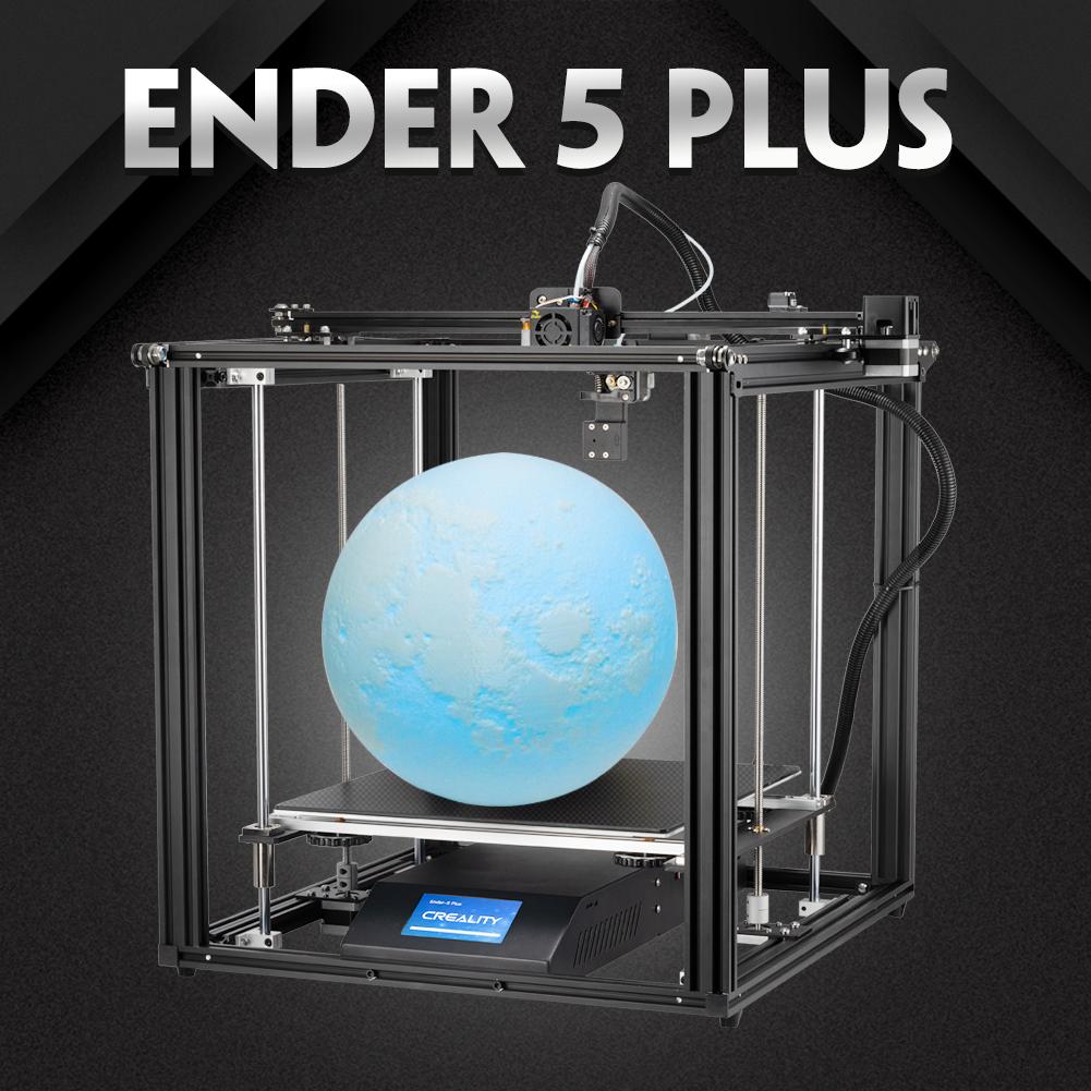 Creality Ender 5 Plus Giveaway Giveaway Image