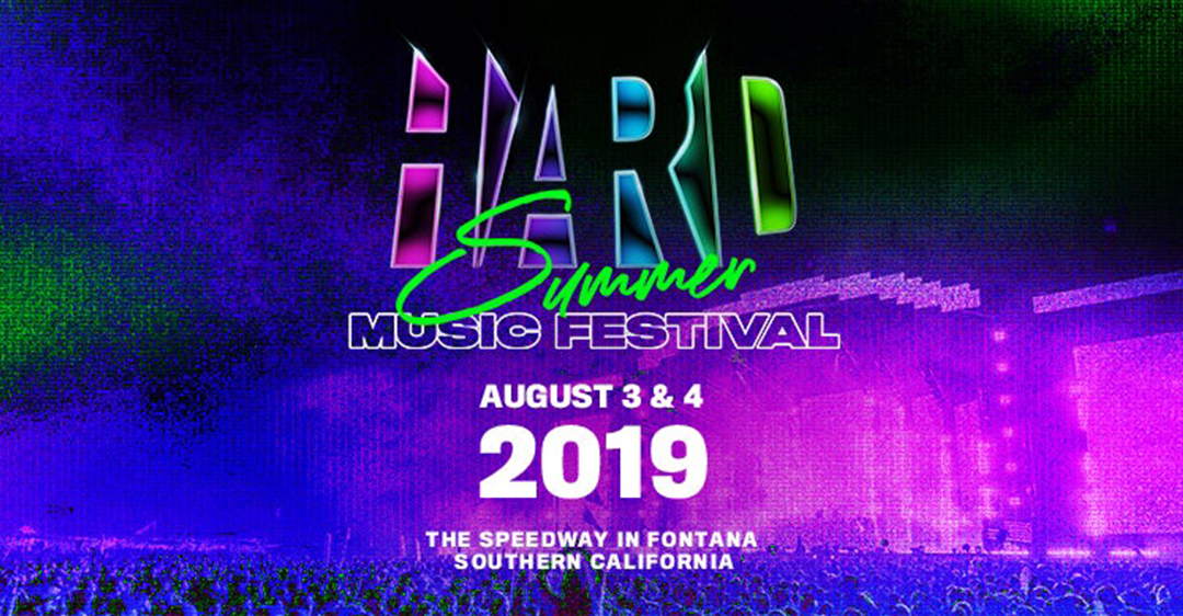 Win a Pair of Hard Summer 2 Day VIP Tickets! Giveaway Image