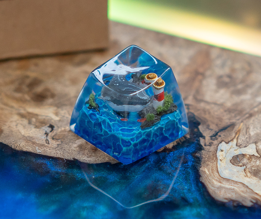 Win 1 of 3 Dwarf-Factory Artisan Keycaps Giveaway Image