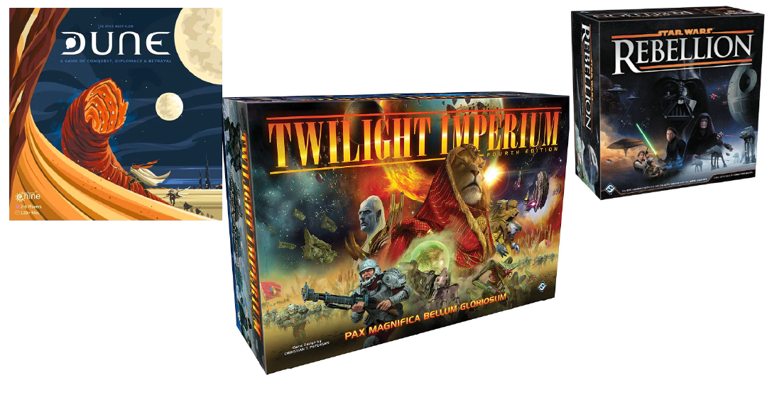 $250 Board Game Giveaway! Giveaway Image