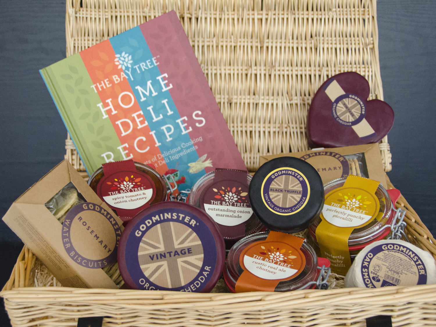 Visit Somerset Competition: Win a hamper of goodies from Godminster and The Bay Tree worth approx. £100!