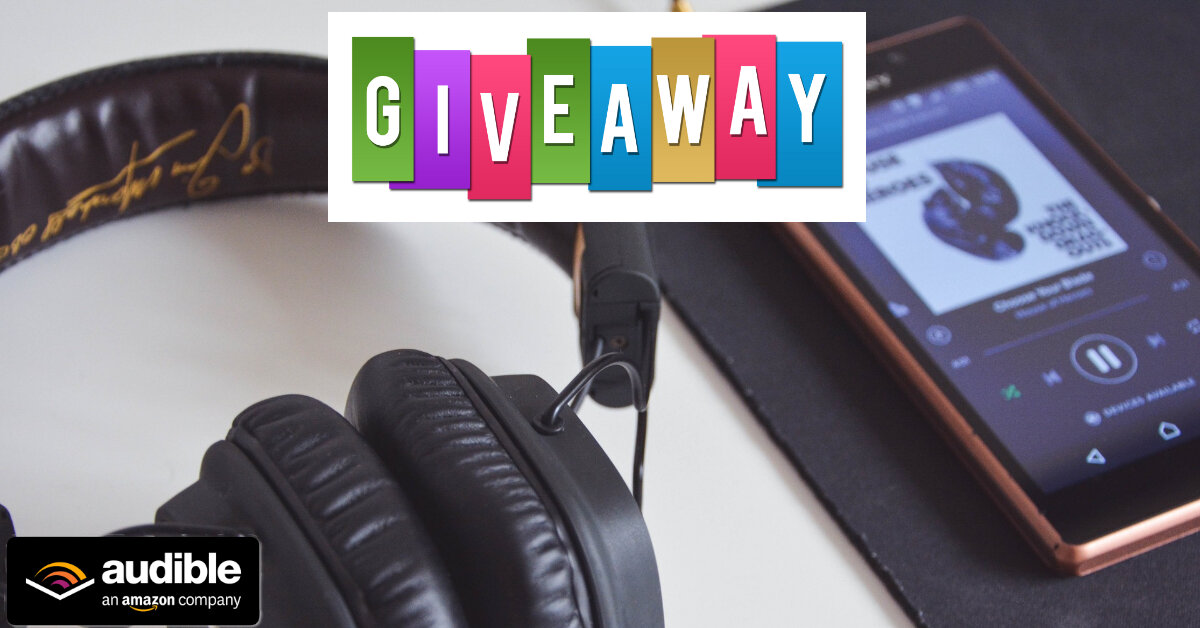 Enter to win an Audible audio code of your choosing from Shadow Alley Press and Black Forge Books. 100 Winners!  You must use either the US or UK Audible store to participate Giveaway Image