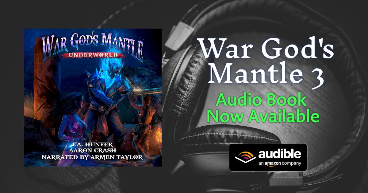 War God's Mantle 3 Audio Book