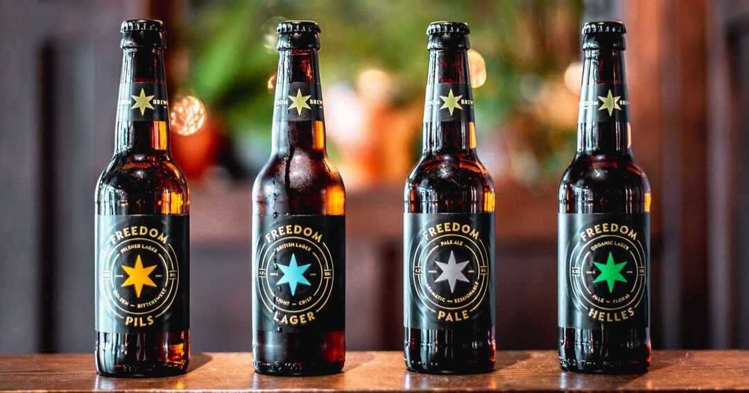Win A Year's Supply Of Beer From Freedom Brewery!