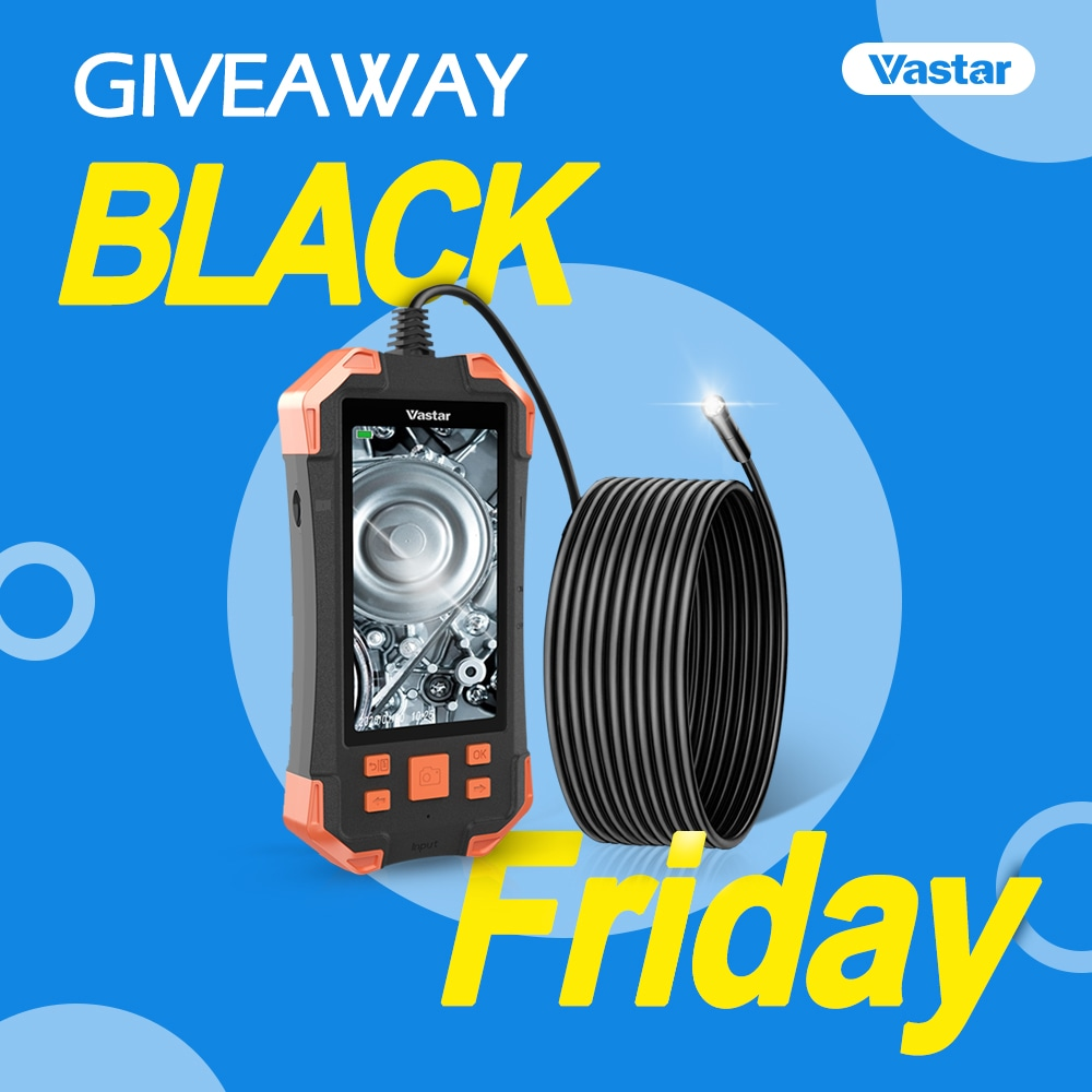 Win Vastar Industrial Endoscope
