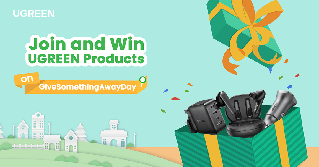Win Hitune T1 Earbuds, 65w GaN Charger, and 20W Car Charger. Multiple Winners Giveaway Image