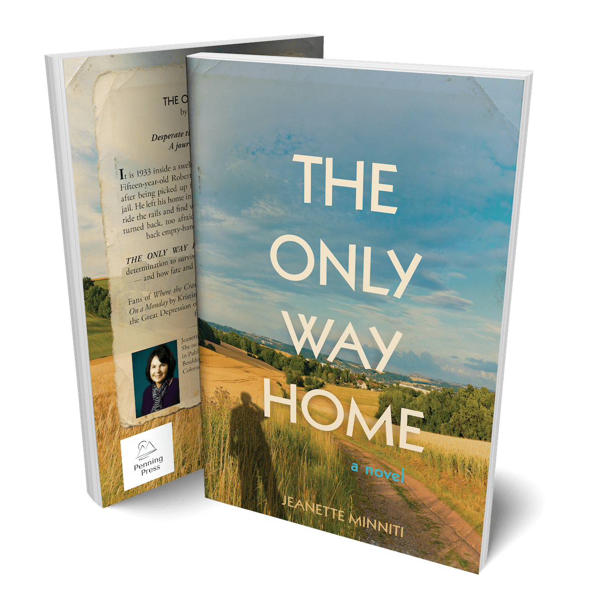 Enter the THE ONLY WAY HOME Book Tour Giveaway