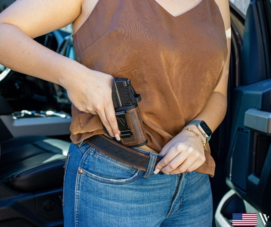 Enter to win a Versacarry® Ranger IWB Holster. $44 Value. Giveaway Image