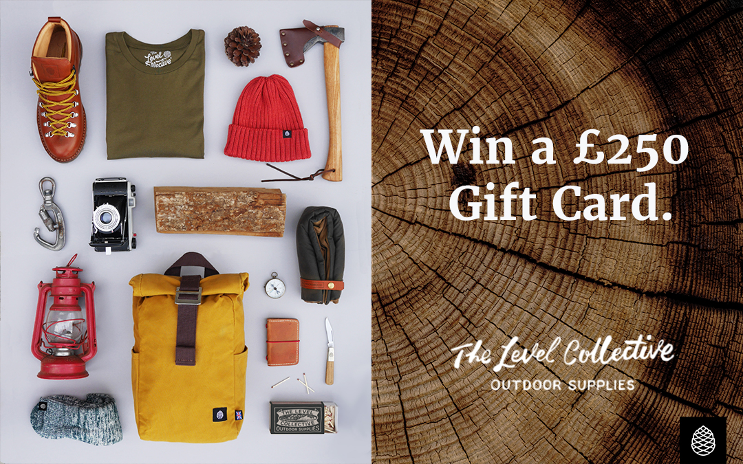 The Level Collective £250 Gift Card Giveaway Giveaway Image