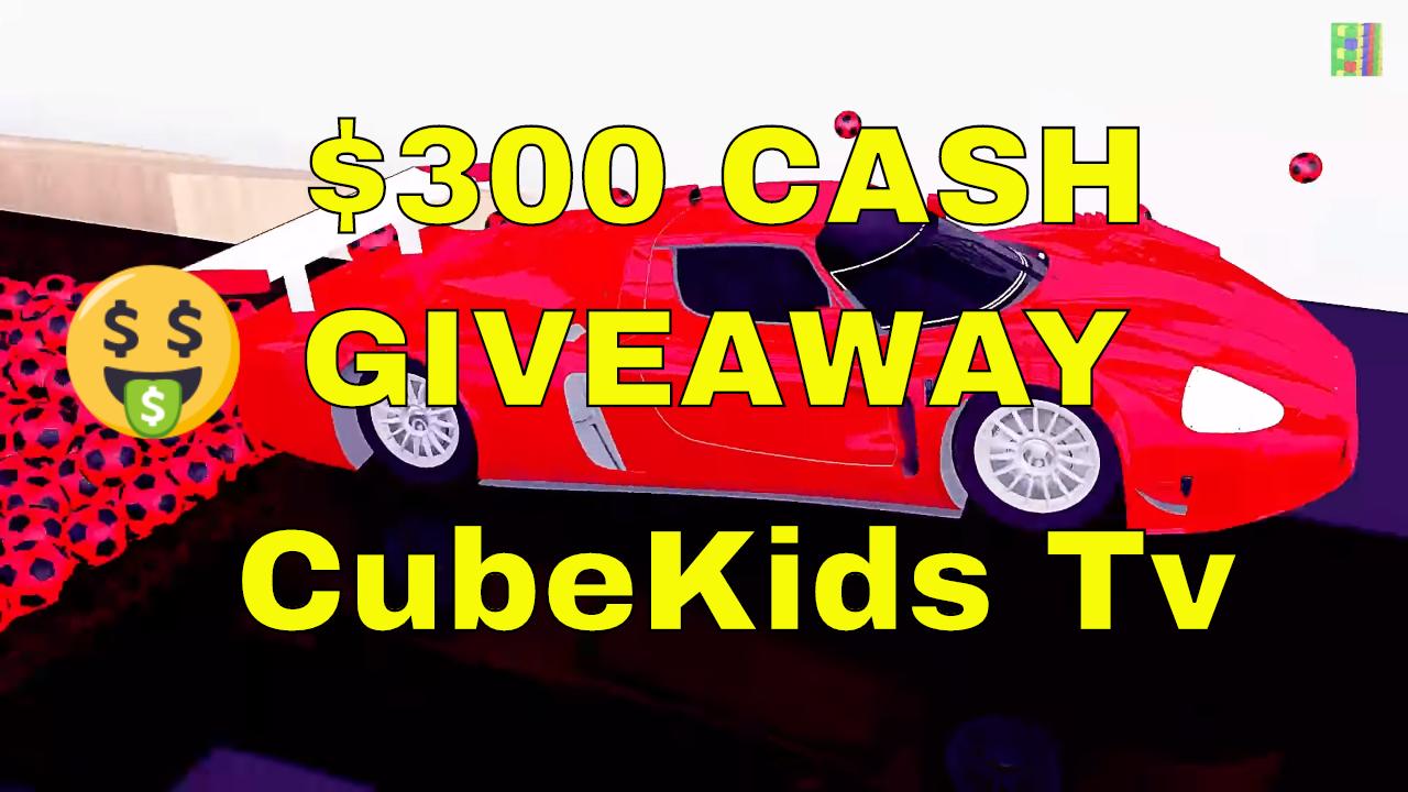 $300 Cash Giveaway Giveaway Image