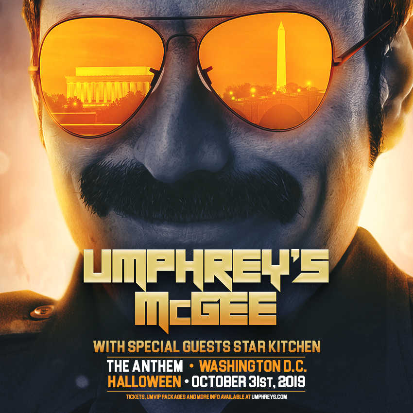 Win A Pair Of Umvip Tickets At The Washington Dc Halloween Show At The Anthem